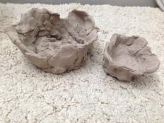 Clay bowls, 2015